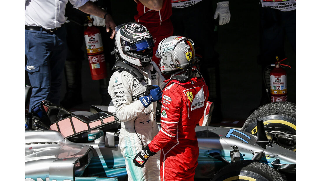 Valtteri Bottas & Valtteri Bottas - GP Brasilien 2017