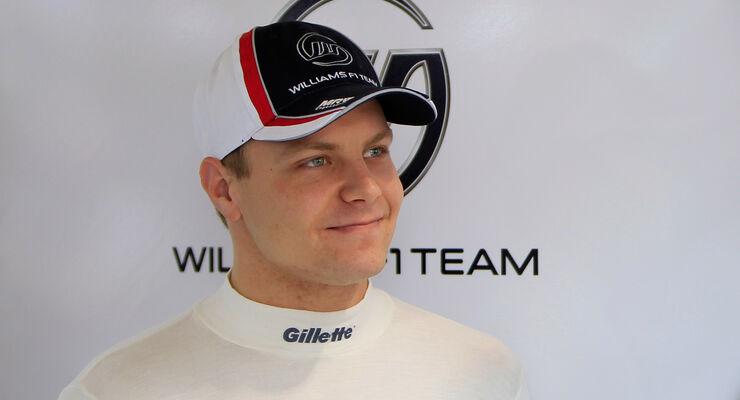 Valtteri Bottas Williams 2012