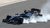 Valtteri Bottas - Williams - Bahrain - Formel 1 Test - 2014