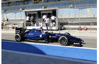 Valtteri Bottas - Williams - Formel 1 - Bahrain - Test - 2. März 2014