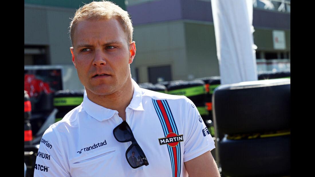 Valtteri Bottas - Williams - Formel 1 - GP Australien - 12. März 2014