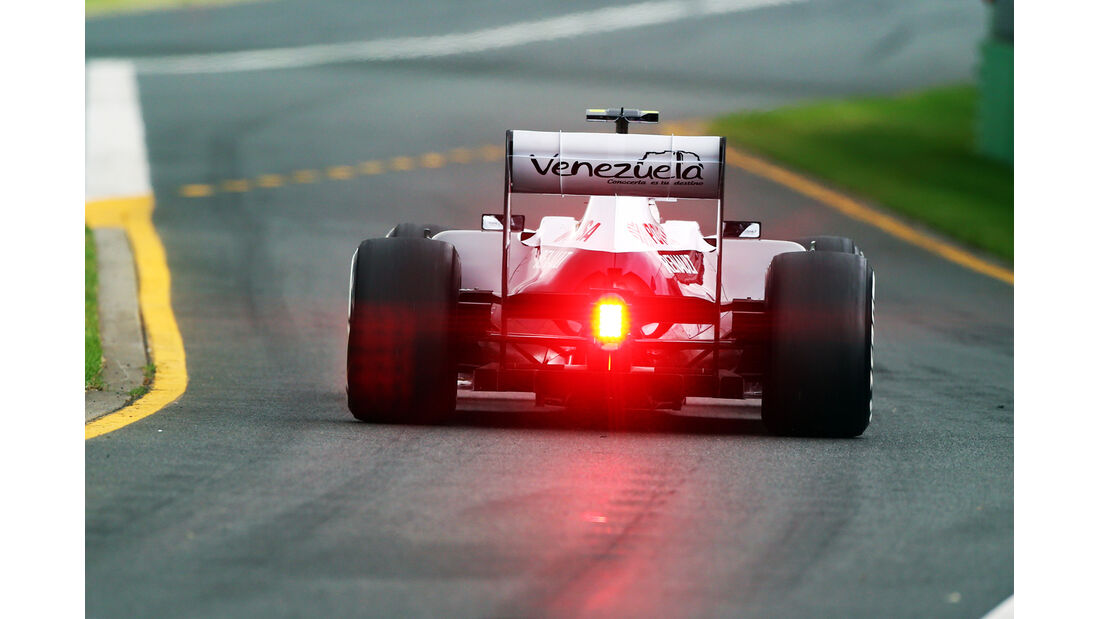 Valtteri Bottas - Williams - Formel 1 - GP Australien - 16. März 2013