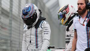 Valtteri Bottas - Williams - Formel 1 - GP Australien - Melbourne - 14. März 2015