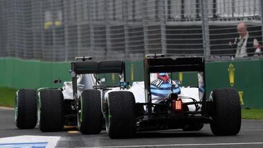Valtteri Bottas - Williams - Formel 1 - GP Australien - Melbourne - 18. März 2016