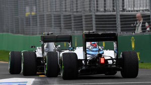 Valtteri Bottas - Williams - Formel 1 - GP Australien - Melbourne - 18. März 2016