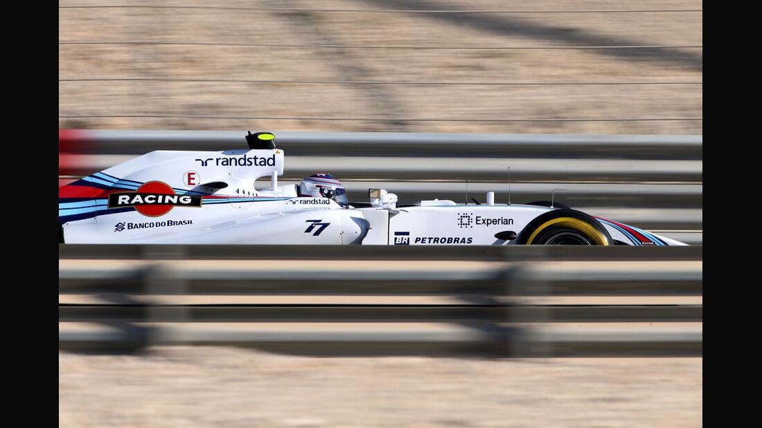 Valtteri Bottas - Williams - Formel 1 - GP Bahrain - Sakhir - 5. April 2014
