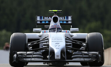 Valtteri Bottas - Williams - Formel 1 - GP Belgien - Spa-Francorchamps - 22. August 2014