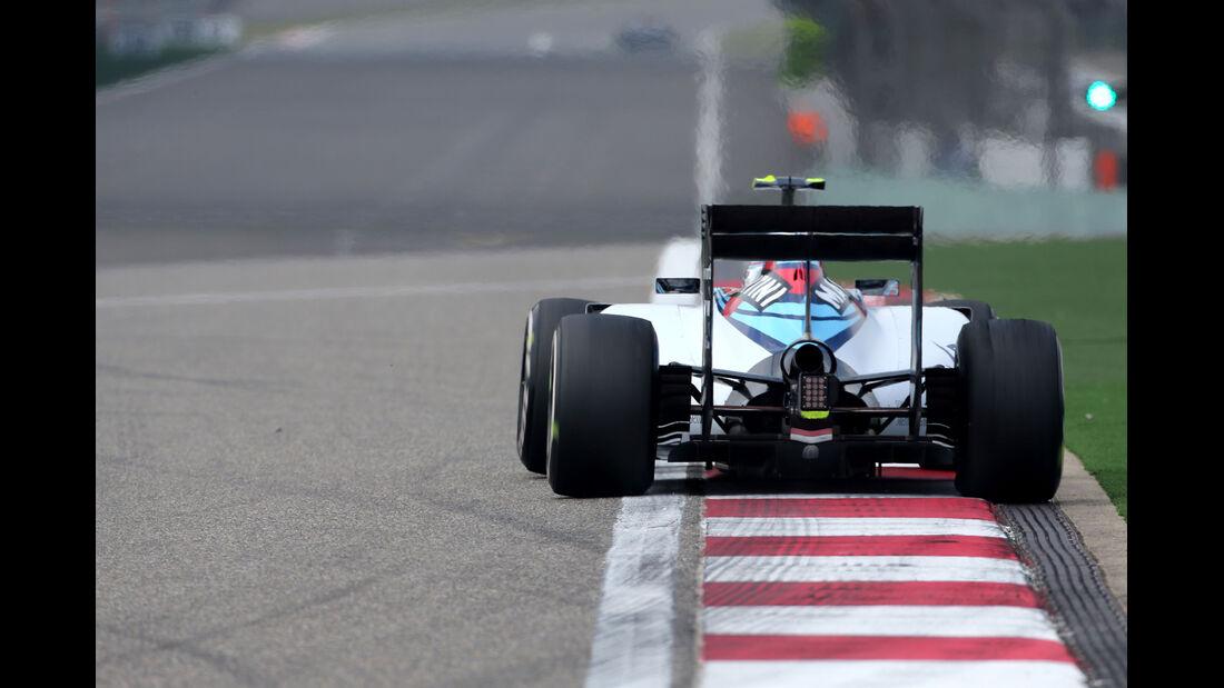 Valtteri Bottas - Williams - Formel 1 - GP China - Shanghai - 10. April 2015