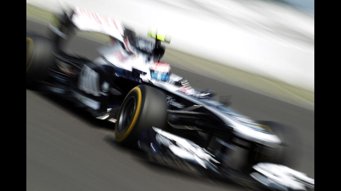Valtteri Bottas - Williams - Formel 1 - GP Deutschland - 6. Juli 2013