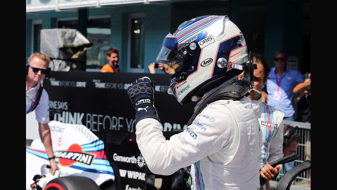 Valtteri Bottas - Williams - Formel 1 - GP Deutschland - Hockenheim - 19. Juli 2014