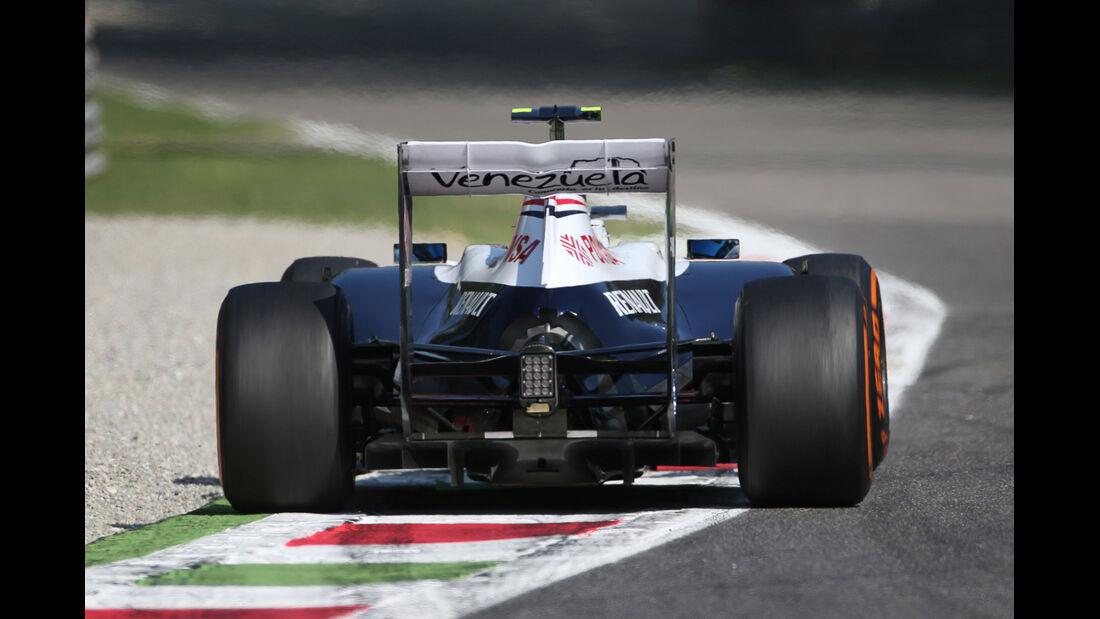 Valtteri Bottas - Williams - Formel 1 - GP Italien - 6. September 2013