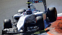 Valtteri Bottas - Williams - Formel 1 - GP Italien - 6. September 2014