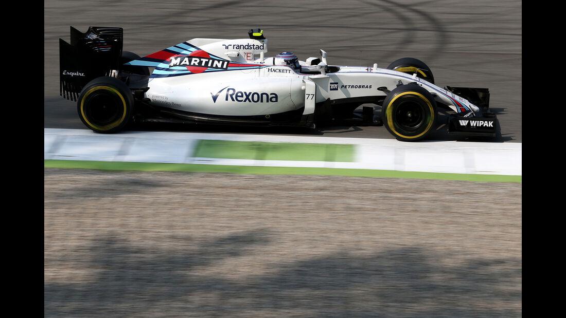 Valtteri Bottas - Williams - Formel 1 - GP Italien - Monza - 2. September 2016