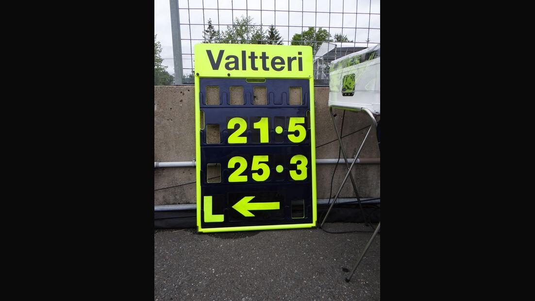 Valtteri Bottas - Williams - Formel 1 - GP Kanada - 7. Juni 2013