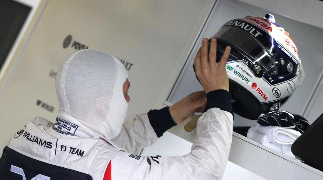 Valtteri Bottas - Williams - Formel 1 - GP Kanada - 8. Juni 2013