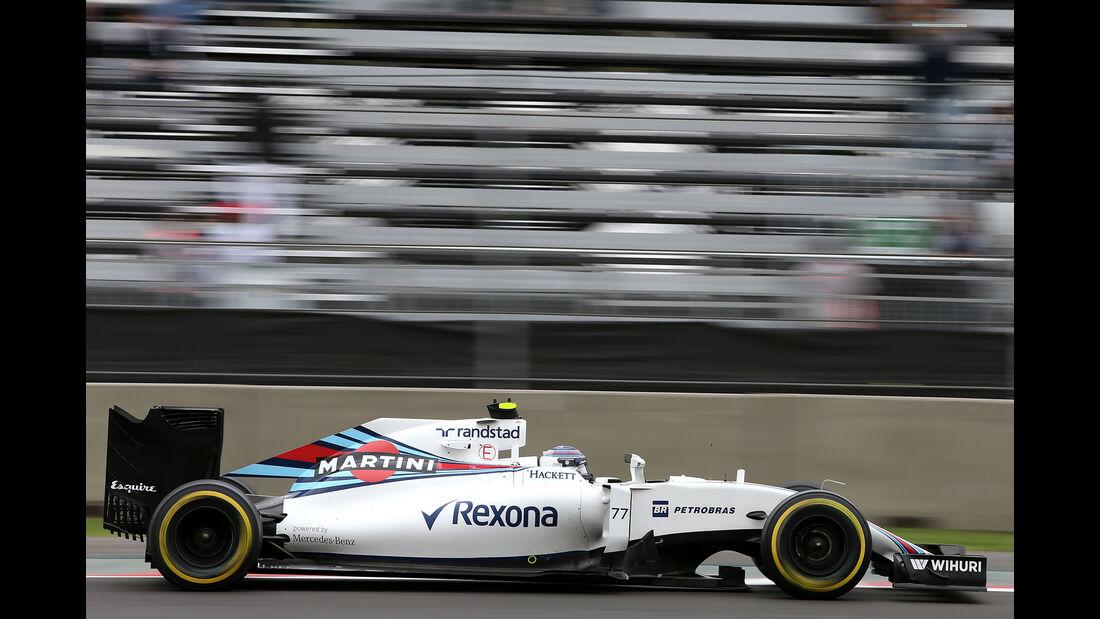Valtteri Bottas - Williams - Formel 1 - GP Mexiko - 28. Oktober 2016