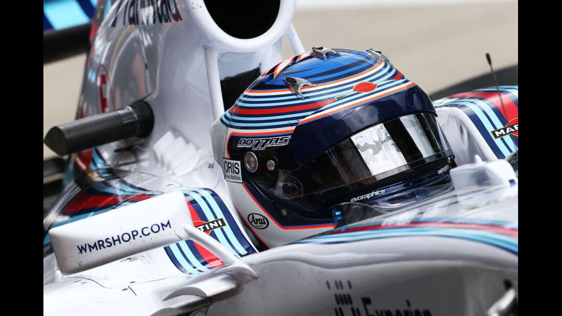 Valtteri Bottas - Williams - Formel 1 - GP Österreich - Spielberg - 20. Juni 2014
