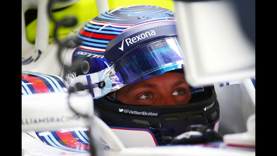 Valtteri Bottas - Williams - Formel 1 - GP Russland - 30. April 2016