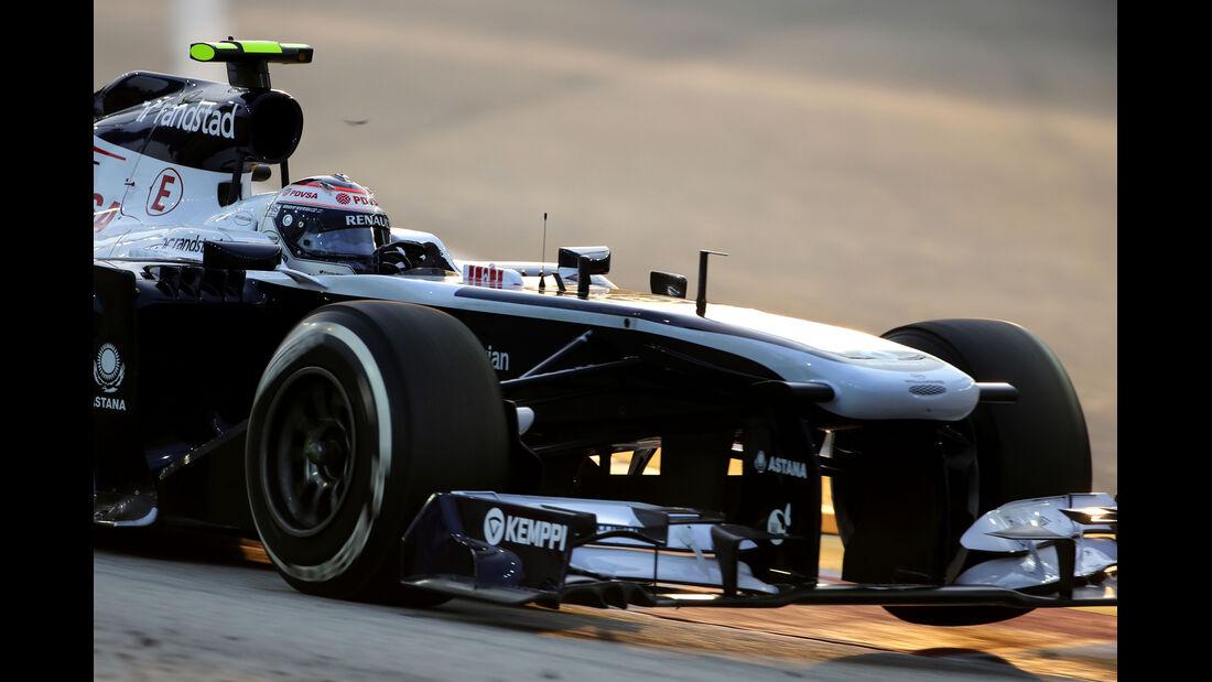 Valtteri Bottas - Williams - Formel 1 - GP Singapur - 21. September 2013
