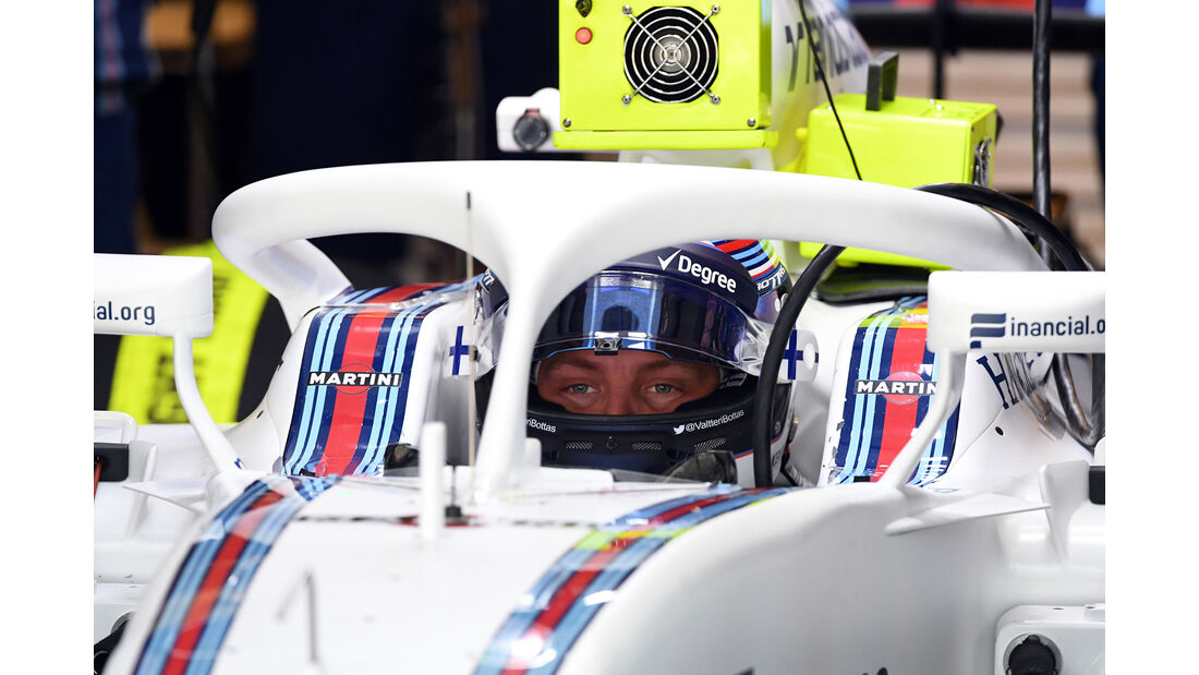 Valtteri Bottas - Williams - Formel 1 - GP USA - Austin - 21. Oktober 2016