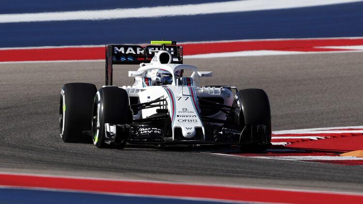 F1 Fotos GP USA 2016 Die Bilder vom Freien Training auto