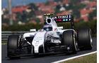 Valtteri Bottas - Williams - Formel 1 - GP Ungarn - 25. Juli 2014