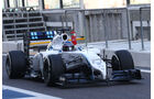 Valtteri Bottas - Williams - Formel 1 Test - Abu Dhabi - 25. November 2014