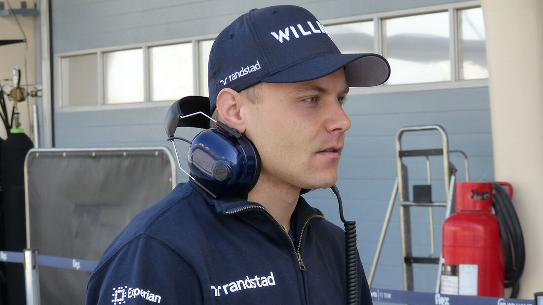 Valtteri Bottas - Williams - Formel 1 - Test - Bahrain - 19. Februar 2014