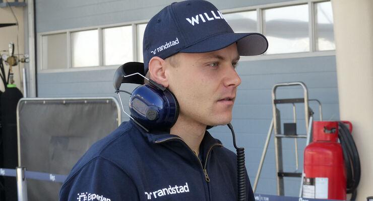 Valtteri Bottas - Williams - Formel 1 - Test - Bahrain - 19. Februar 2014