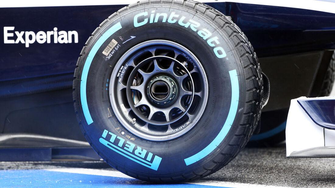 Valtteri Bottas, Williams, Formel 1-Test, Barcelona, 01. März 2013