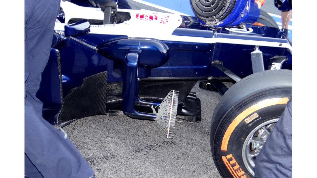 Valtteri Bottas - Williams - Formel 1 - Test - Barcelona - 20. Februar 2013