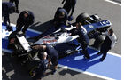 Valtteri Bottas, Williams, Formel 1-Test, Barcelona, 20. Februar 2013