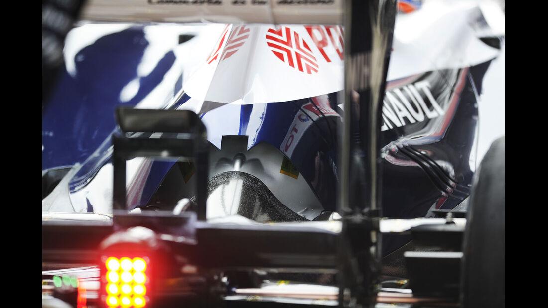 Valtteri Bottas, Williams, Formel 1-Test, Barcelona, 21. Februar 2013