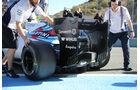Valtteri Bottas - Williams - Formel 1-Test Jerez - 1. Febraur 2015