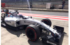 Valtteri Bottas - Williams - Formel 1-Test - Spielberg - 24. Juni 2015