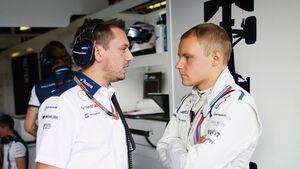Valtteri Bottas - Williams - GP Australien 2015