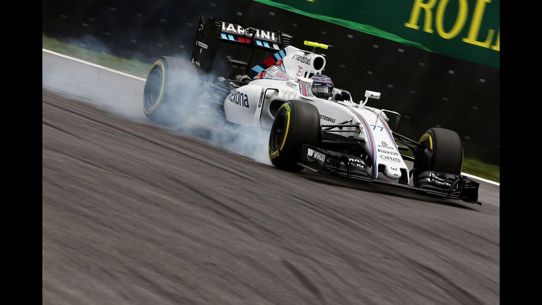 Valtteri Bottas - Williams - GP Brasilien 2016 - Interlagos - Qualifying