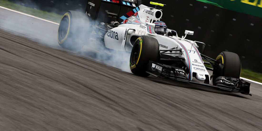 Valtteri Bottas - Williams - GP Brasilien 2016 - Interlagos - Qualifying