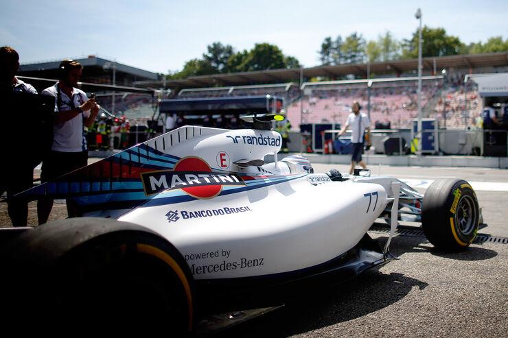 Valtteri Bottas - Williams - GP Deutschland 2014