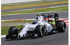 Valtteri Bottas - Williams - GP England - Silverstone - Qualifying - Samstag - 4.7.2015