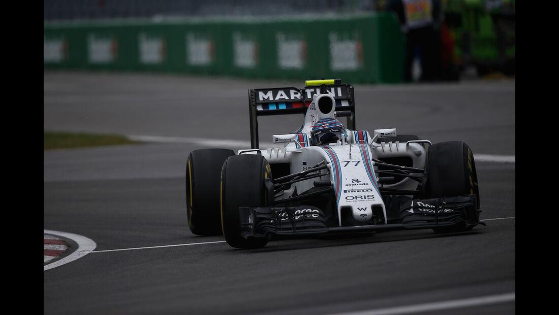 Valtteri Bottas - Williams - GP Kanada 2016 - Montreal