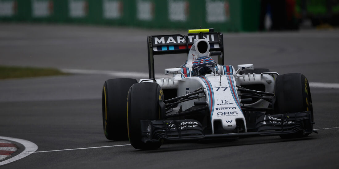 Valtteri Bottas - Williams - GP Kanada 2016 - Montreal