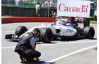 Valtteri Bottas - Williams - GP Kanada - Montreal - Freitag - 10.6.2016