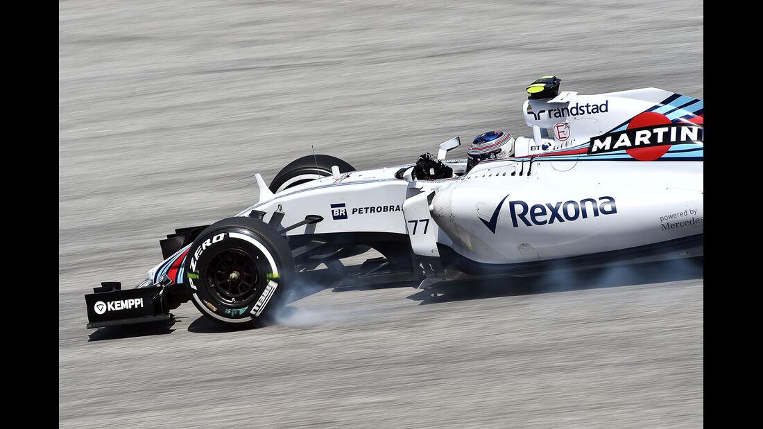 Valtteri Bottas - Williams - GP Malaysia 2015