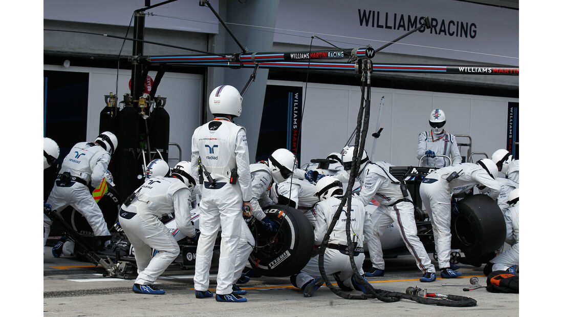 Valtteri Bottas - Williams - GP Malaysia 2015 - Formel 1