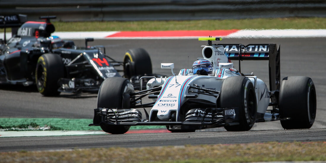 Valtteri Bottas - Williams - GP Malaysia 2016 - Sepang