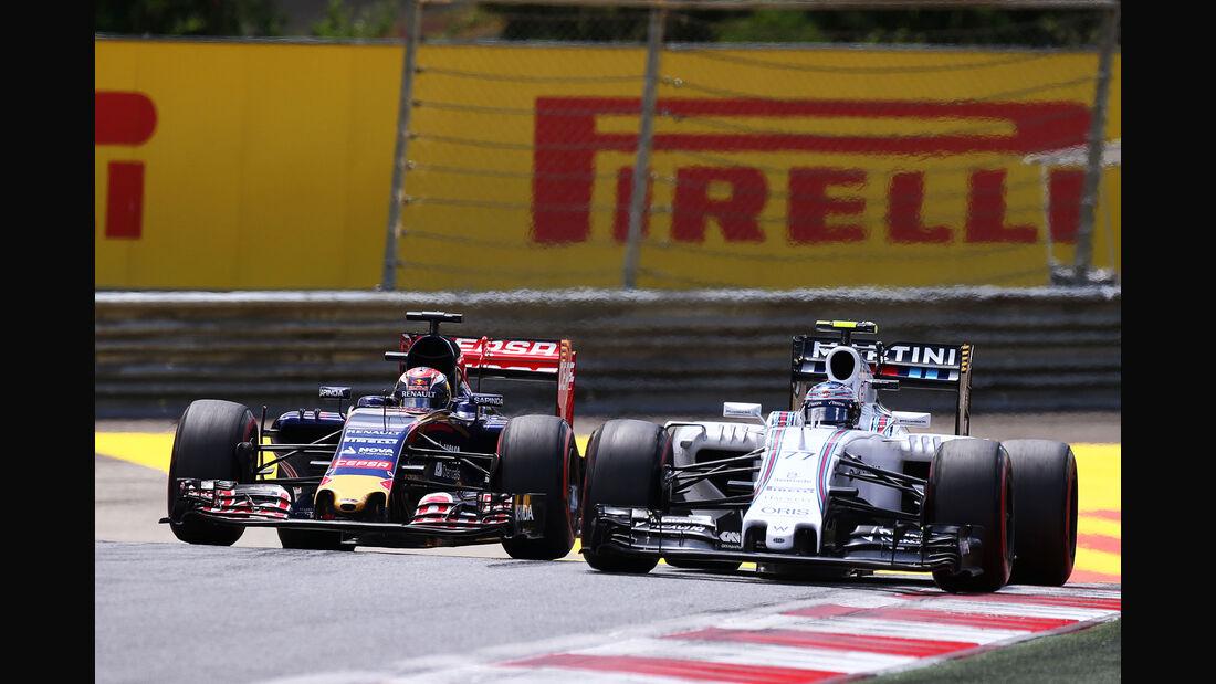 Valtteri Bottas - Williams - GP Österreich - Formel 1 - Sonntag - 21.6.2015