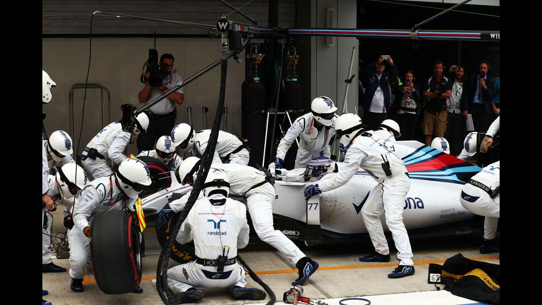 Valtteri Bottas - Williams - GP Russland 2015 - Sochi - Rennen