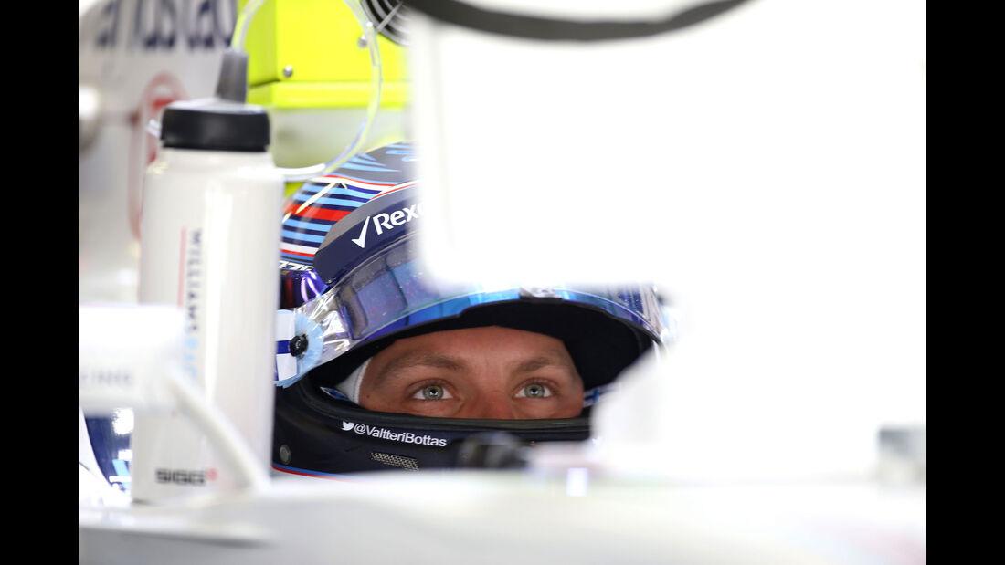 Valtteri Bottas - Williams - GP Russland 2016