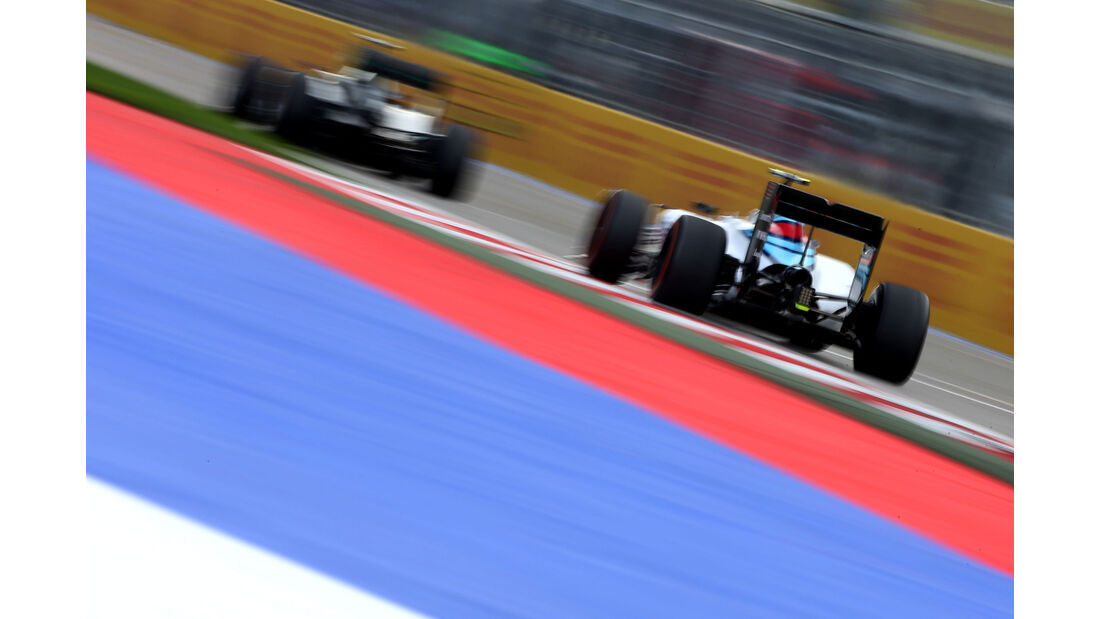 Valtteri Bottas - Williams - GP Russland - Qualifying - Samstag - 10.10.2015